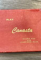 Purple Pigeon Treasures Play Canasta - 3 missing cards