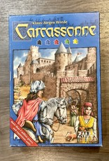 Purple Pigeon Treasures Carcassonne Board game