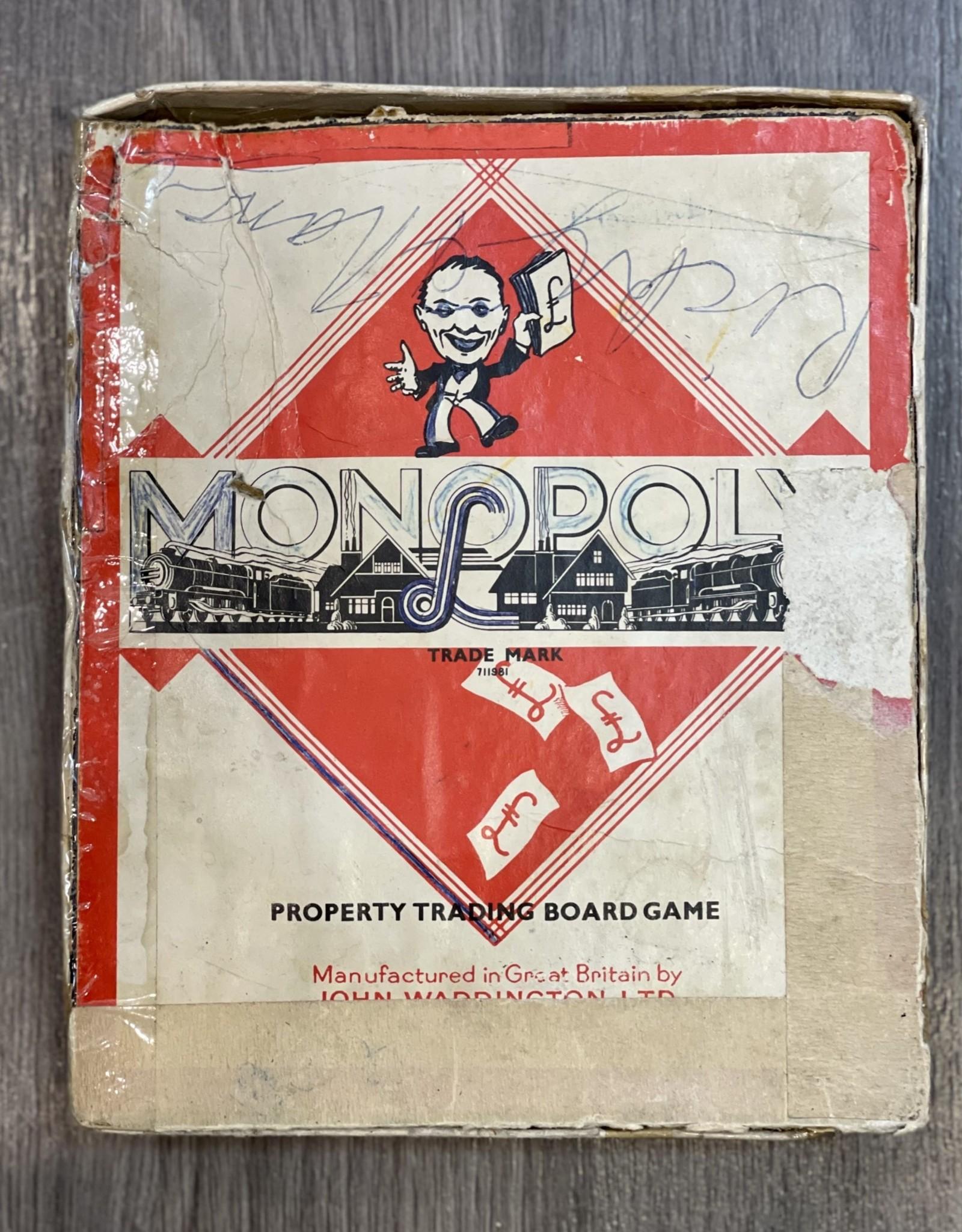 Purple Pigeon Treasures Monopoly
