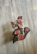 Purple Pigeon Treasures Beaver Carving