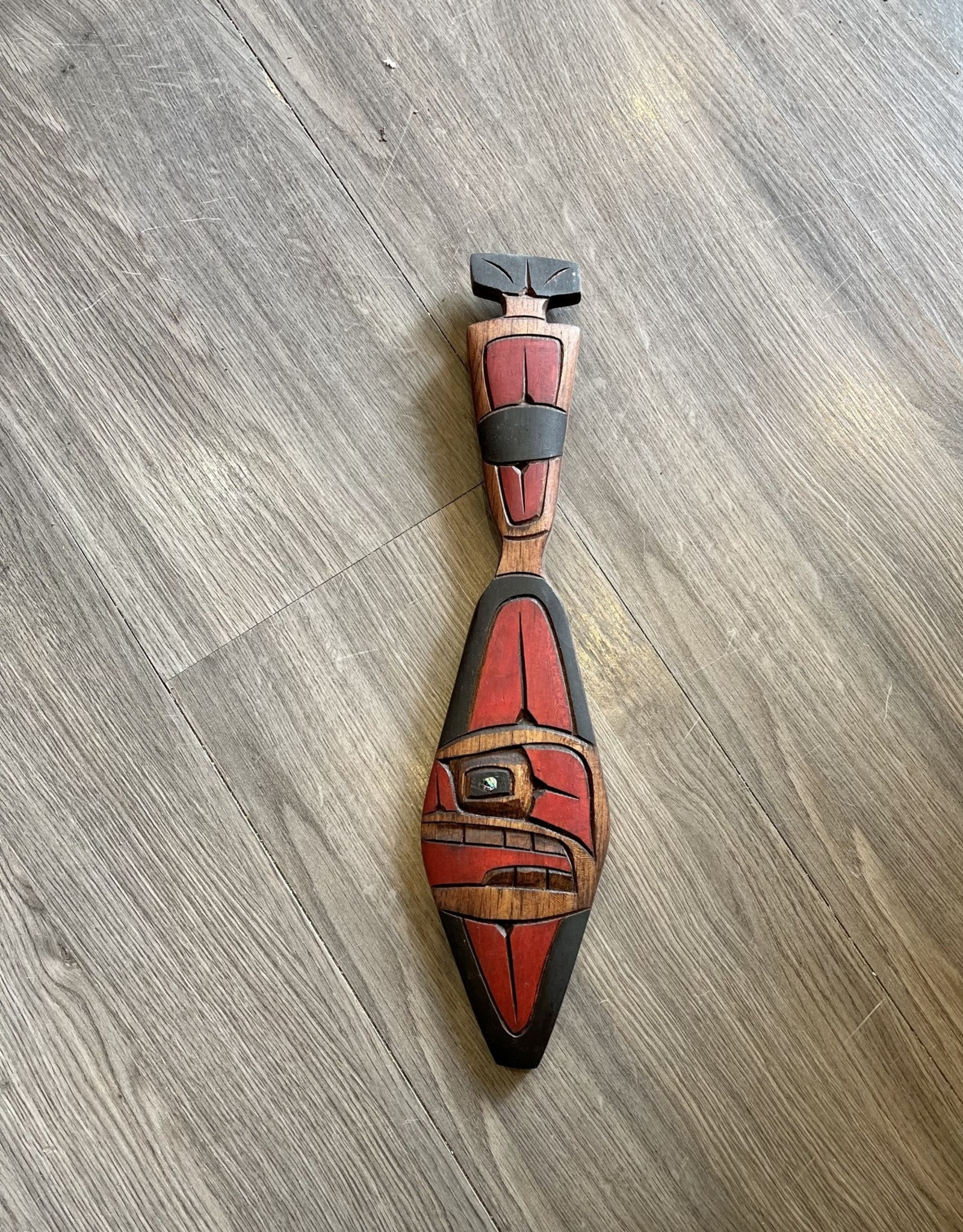 Aboriginal - Paddle - Whale