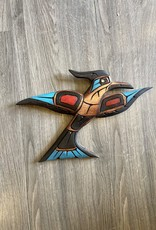 Kingfisher Carving
