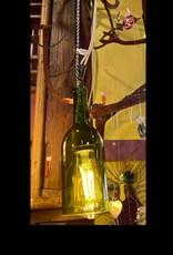 Bottle Light Green (Bulb Sold Separately)