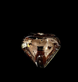 Crystals - Pyrite Heart