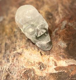 Crystals - Fluorite Skull - Sm