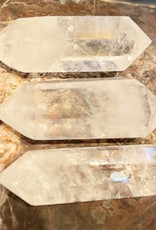 Crystals - Clear Quartz Double Tipped Wand