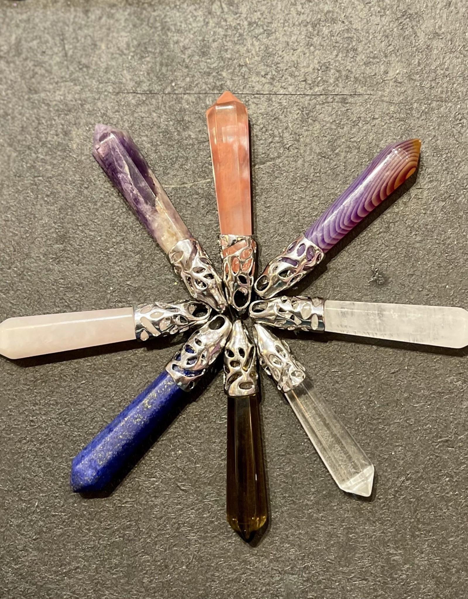 Crystals - Stone Single Tip Pendant - sm