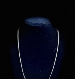 Jewelry - Plated Stirling Silver Necklace