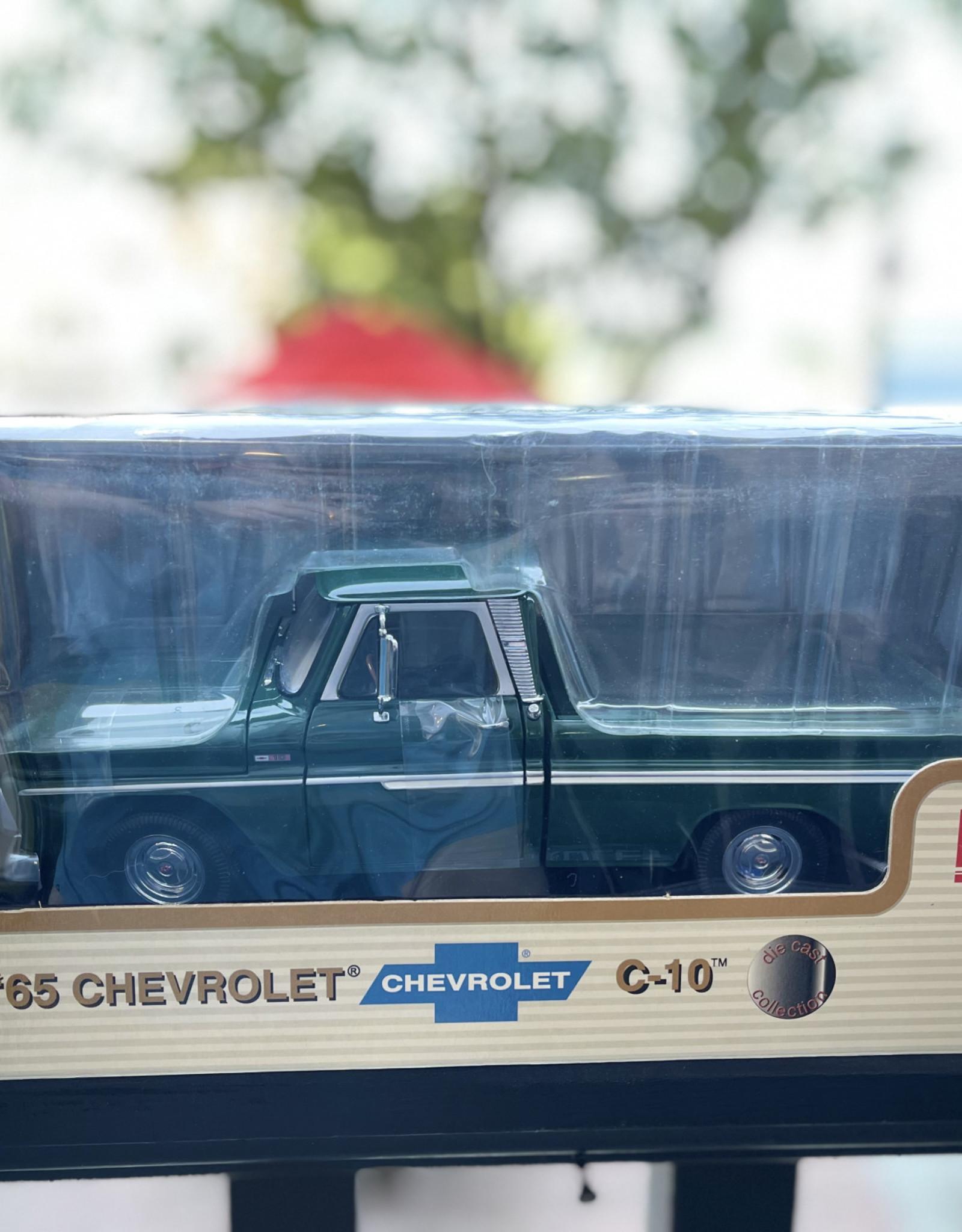DieCast Car 1965 Chevrolet C-10