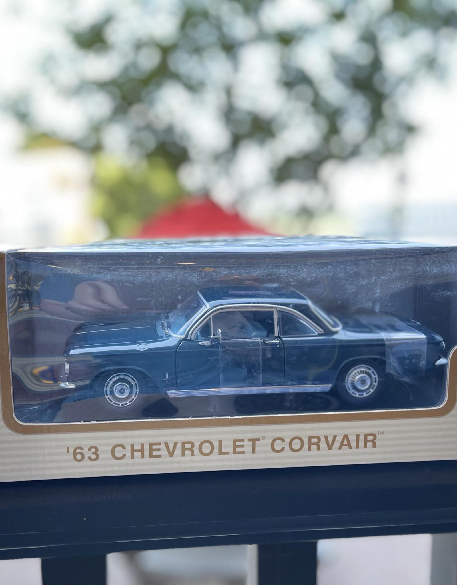 DieCast Car 1963 Chevrolet Corvair