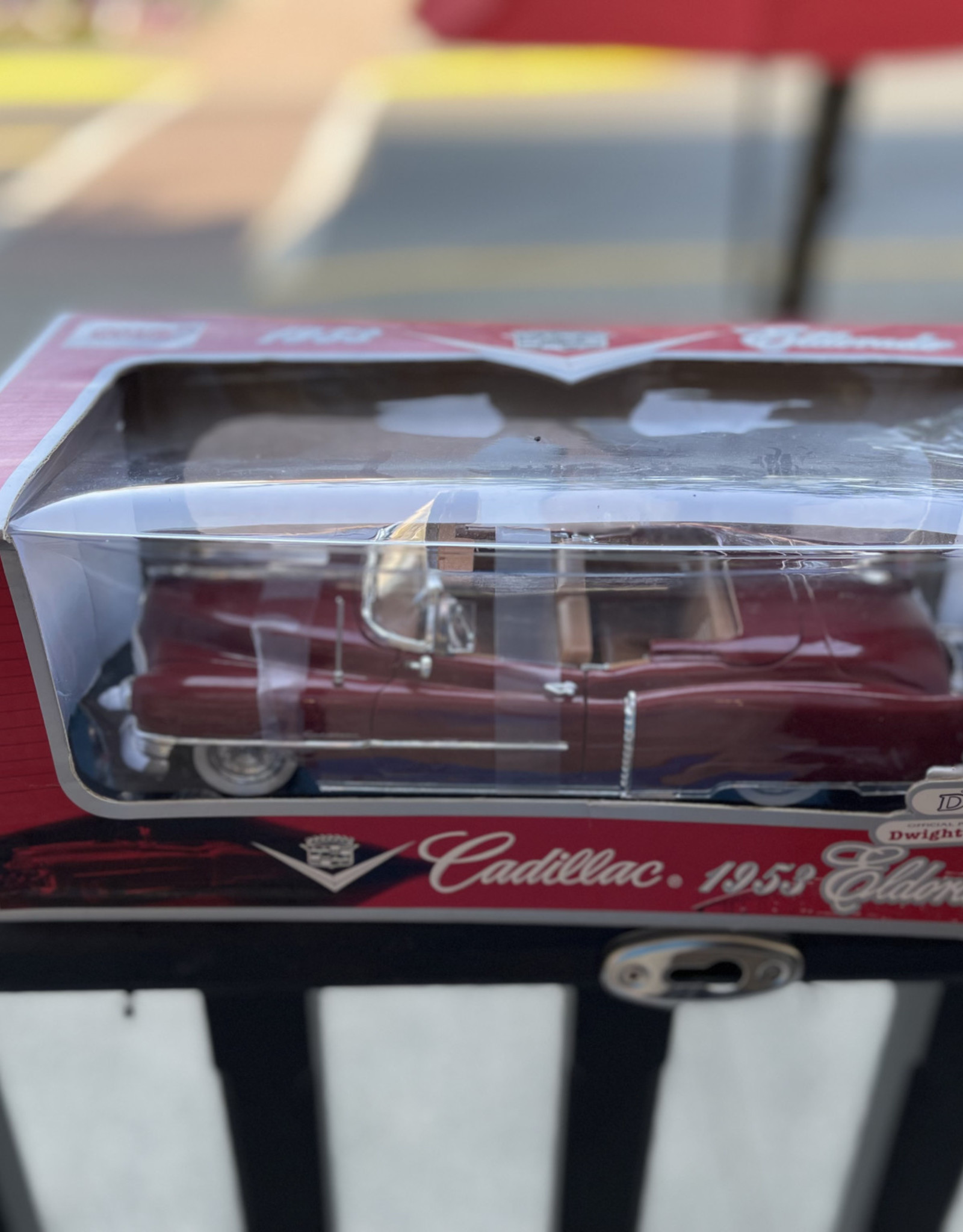 DieCast Car 1953 Cadillac Eldorado