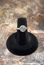 Jewelry - Labradorite Ring .925 Sz 5.5