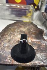 Jewelry - Red Almandine .925 Sz 7.5