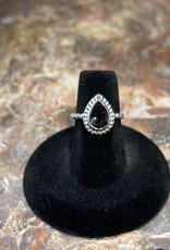 Jewelry - Brown Topaz .925 Sz 6.5