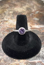 Jewelry - Amethyst Ring  .925   Size 7.5