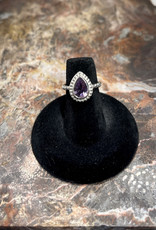 Jewelry - Amethyst Ring  .925   Size 6