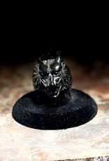 Jewelry - Wolf Ring Stainless Steel   size 9