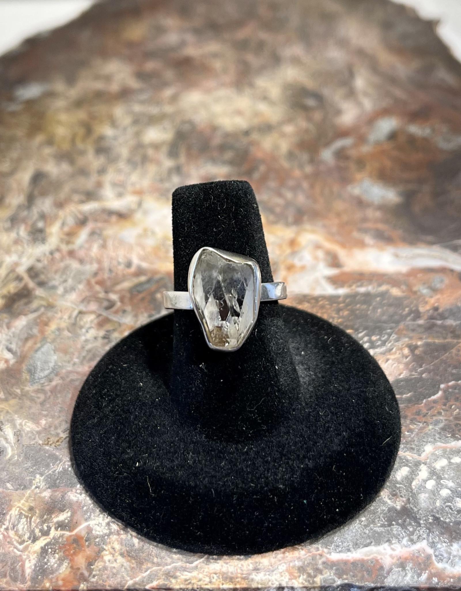 Jewelry - Quartz Ring .925 sz8