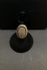 Jewelry - Labradorite Ring sz8