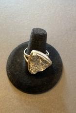Jewelry - Grey Tourmaline Ring   .925   Size: 10