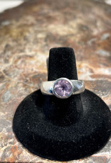 Jewelry - Amethyst Ring .925    size 8