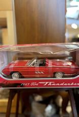 DieCast Car 1963 Ford Thunderbird