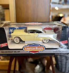 DieCast Car 1955 Chevrolet Bel Air