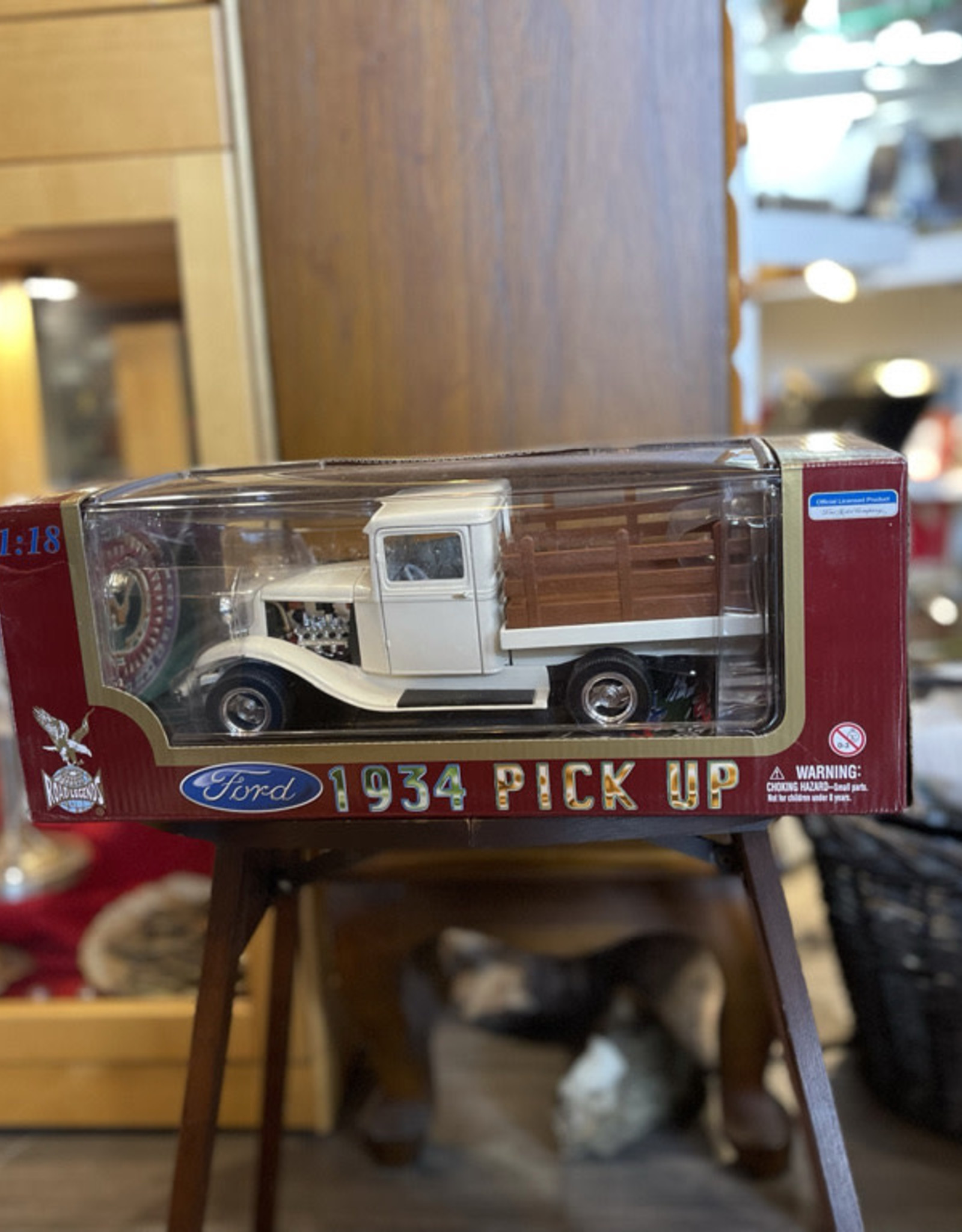 DieCast Car 1934 Ford Pick Up