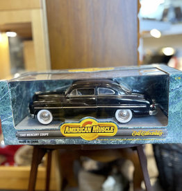 DieCast Car 1949 Mercury Coupe