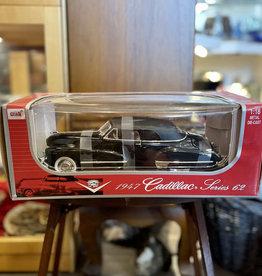 DieCast Car 1947 Cadillac Series 62
