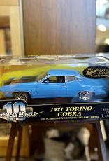 DieCast Car 1971 Torino Cobra