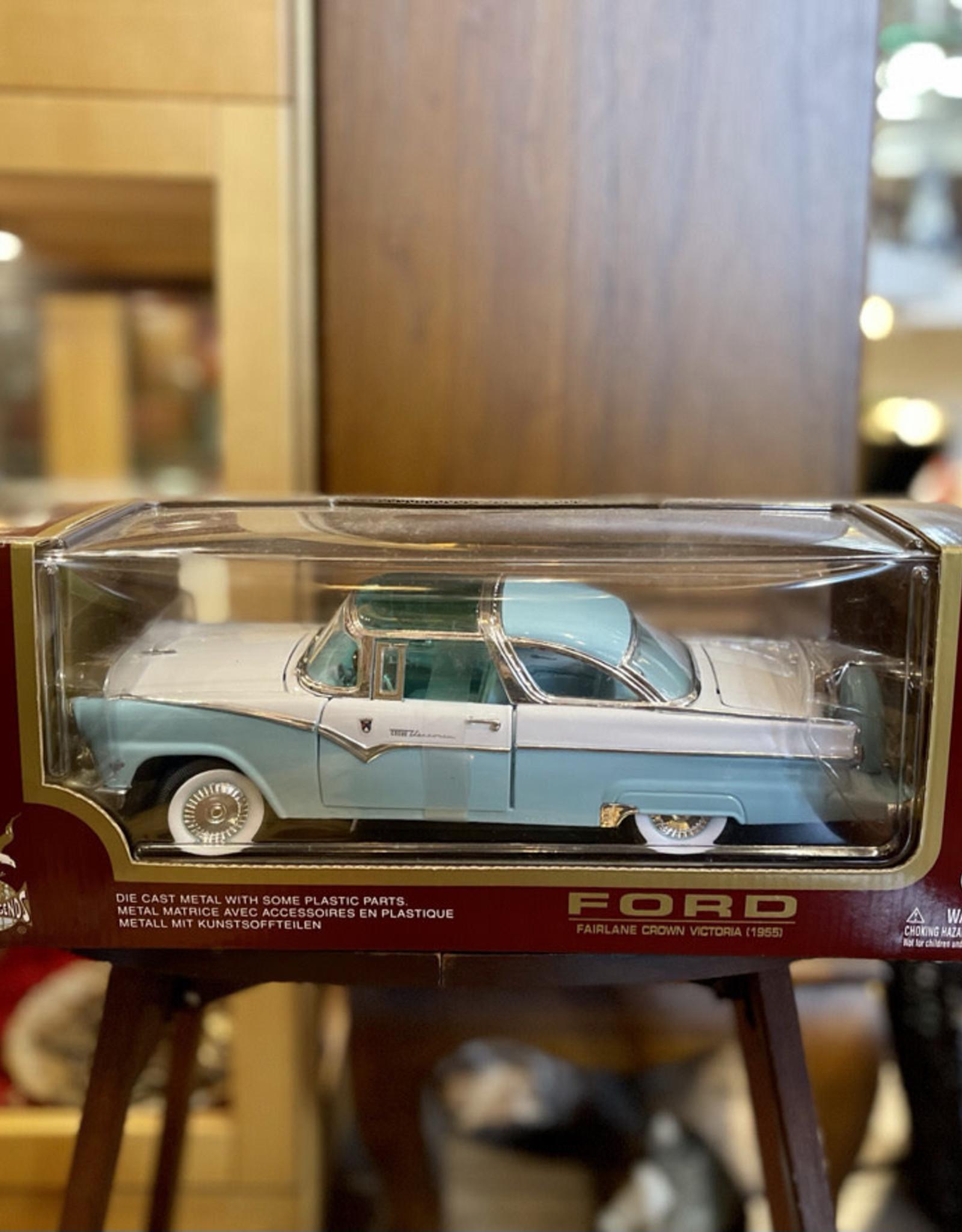 DieCast Car 1955 Ford Fairlane Crown Victoria