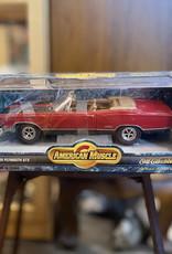 DieCast Car 1969 Plymouth GTX