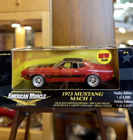 DieCast Car 1973 Mustang Mach 1