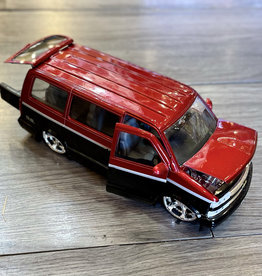 DieCast Car 2001 Chevrolet Astro Van - Out of Box