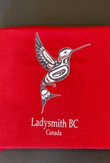 Clothing - T-Shirt Large Red Hummingbird