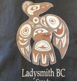 Clothing - T-Shirt Large Black Loon