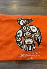 Clothing - T-Shirt Medium Orange Loon