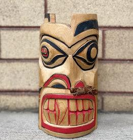 Aboriginal - Mask - Bear/Human