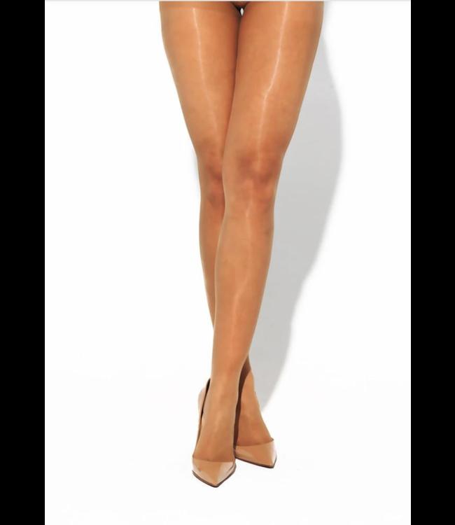 Nubian Skin Naked - Glossy 13 Denier Tights