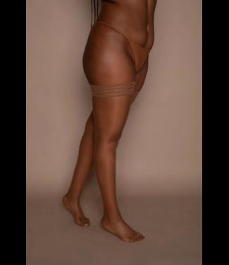 Nubian Skin Naked - Matt 10 Denier Hold-Ups