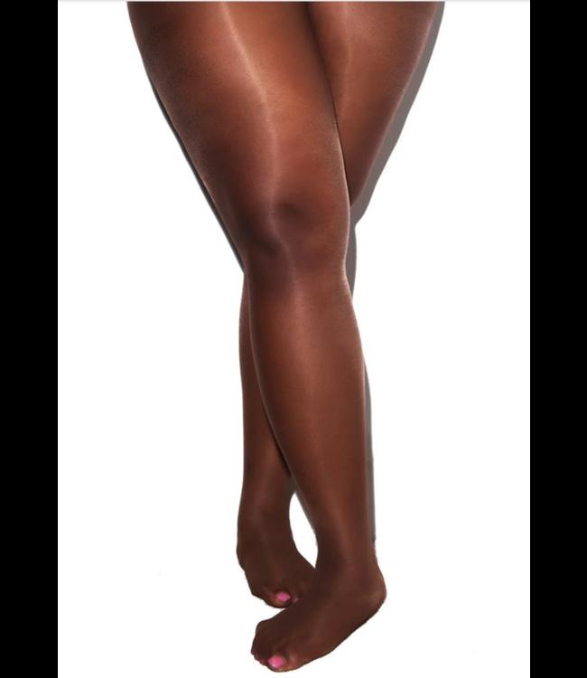 Nubian Skin Naked - Matt 15 Denier Curve Tights
