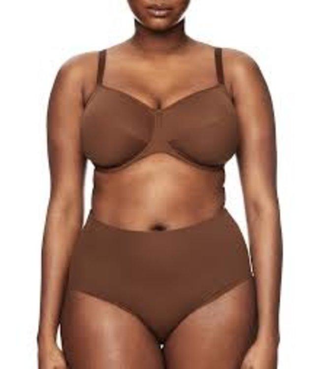 Nubian Skin Naked Fuller Bust Bra - Cinnamon
