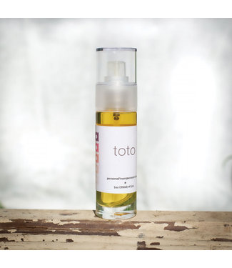 Toca TOTO - CBD Intimate Oil