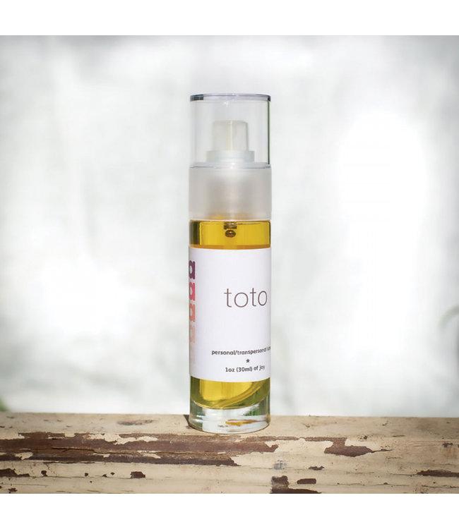 Toca TOTO - CBD Intimate Oil