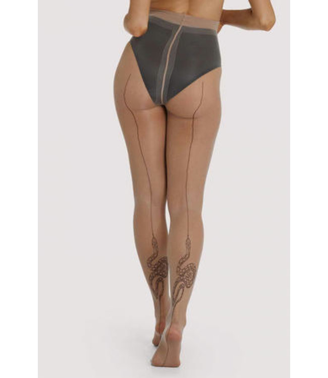 Playful Promises PLAYFUL PROMISES SNAKE TIGHTS