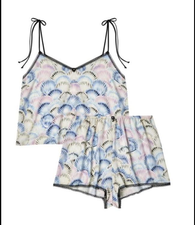 Only Hearts Seashell Cami Short Set