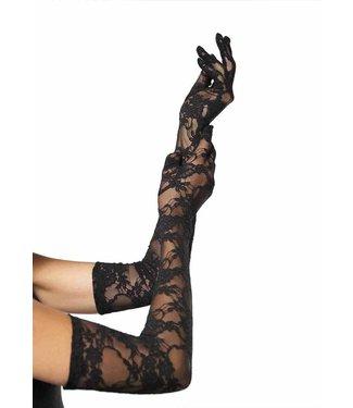 Leg Avenue Opera Lenth Lace Gloves