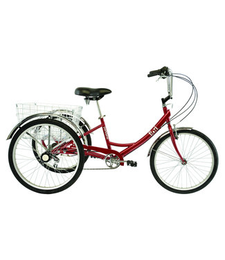 "NORCO NORCO PARKLANE TRICYCLE 24"" ROUGE A"