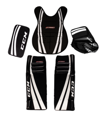 "CCM Hockey GARDIEN DE RUE CCM JR 24""-28"""